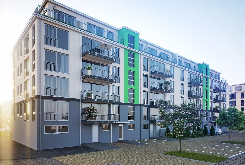 Covivio errichtet 50 neue Mietwohnungen in Potsdam