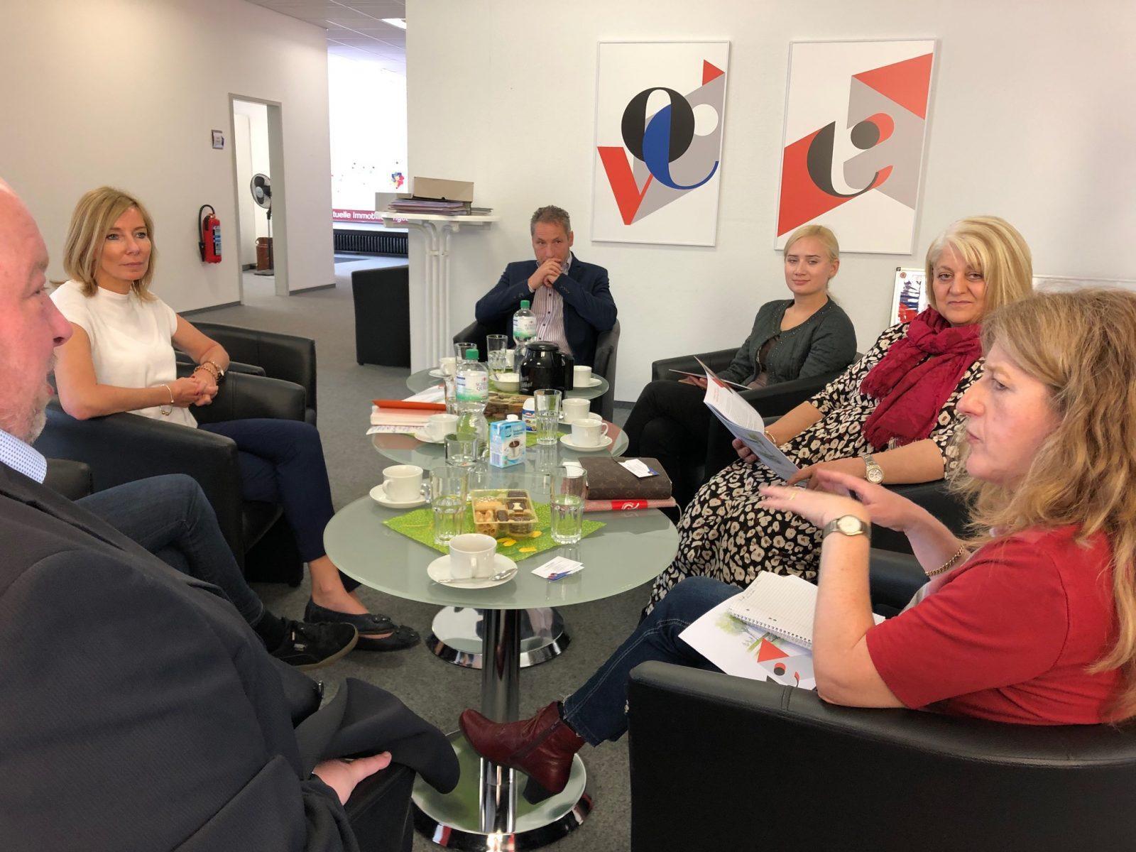 Oberhausen: Selbstbestimmtes Wohnen im Knappenviertel