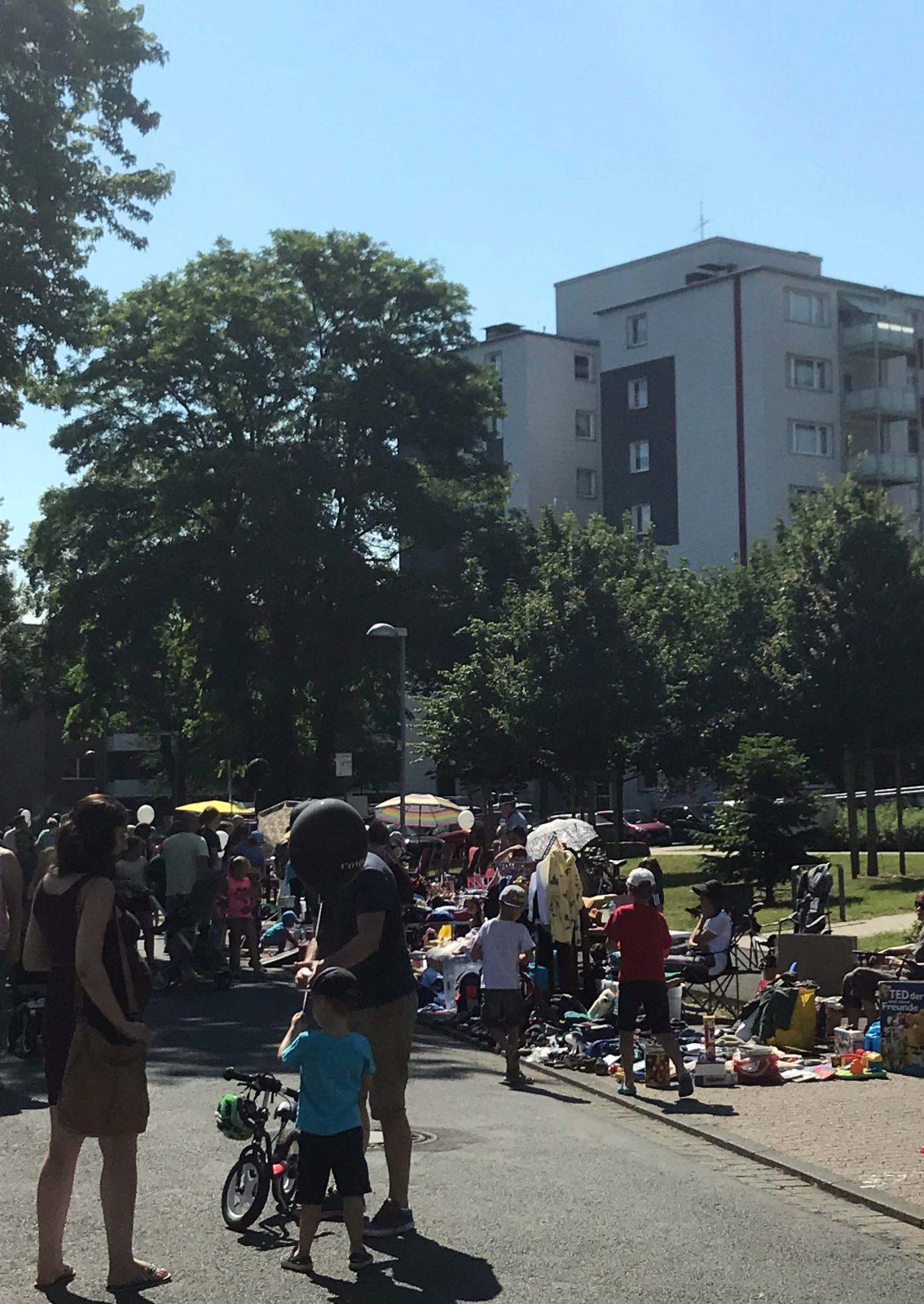 Kindertrödelmarkt in Dinslaken war erneut ein voller Erfolg!