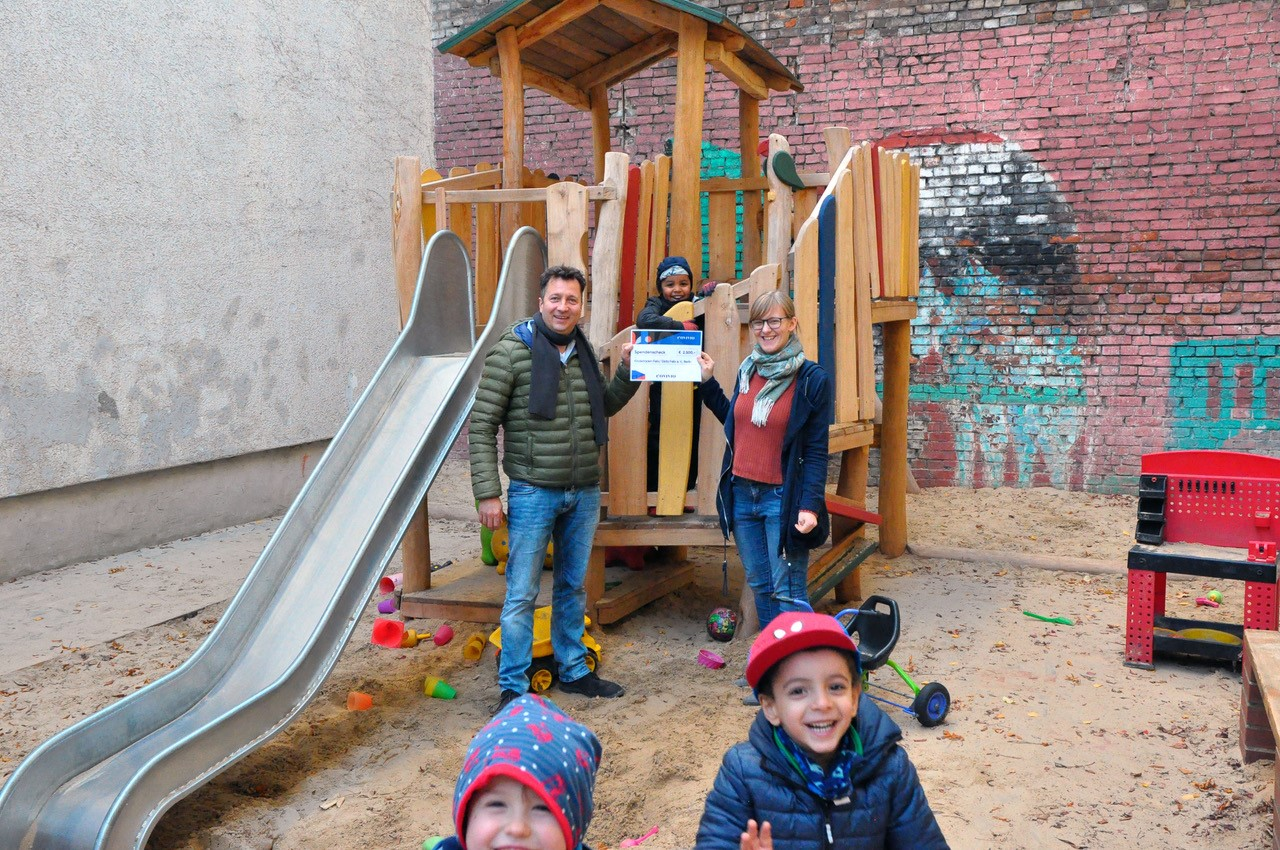 Berlin: Kinderladen Felix